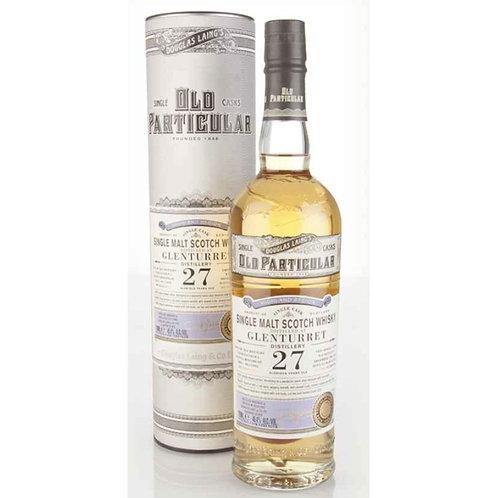 Old Particular Glenturret 27Yrs Single Cask Highland Malt Scotch Whisky