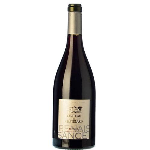 Chateau Du Chatelard Cuvee Renaissance Fleurie 2014 Red Wine - France