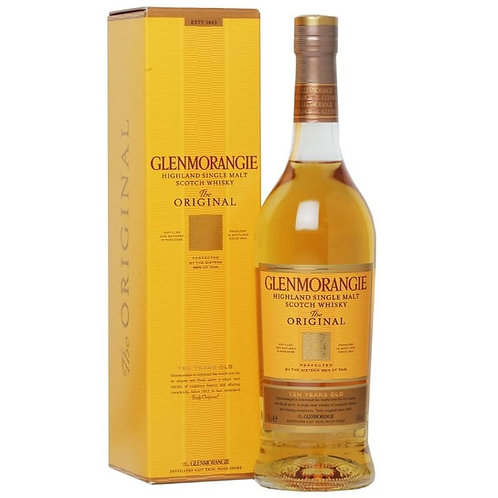 Glenmorangie The Original Single Malt Highland Scotch Whisky