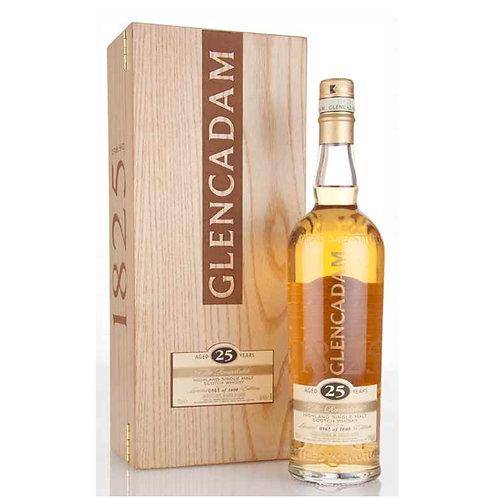 Glencadam 25Yrs Highland Single Malt Scotch Whisky