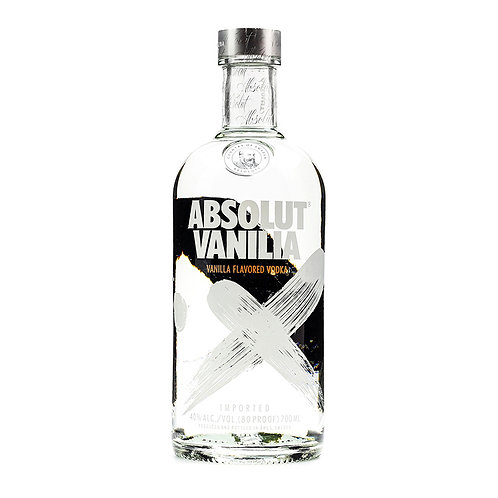 Absolut Vodka, Vanilla 750ml, Sweden