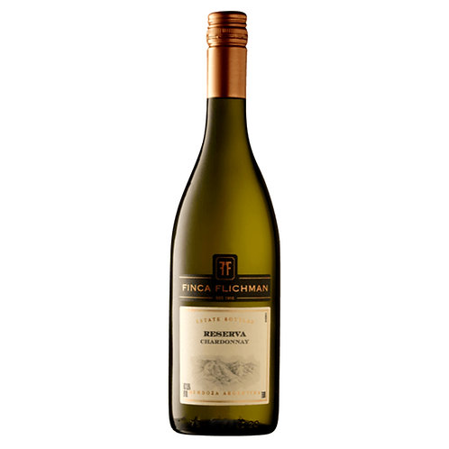 Flichman Reserva Chardonnay 2018 White Wine - Mendoza, Ar