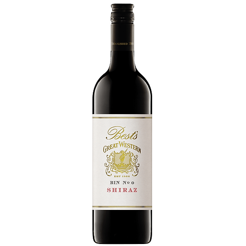 Best's Great Western Bin No.0 Shiraz 2006 Red Wine - Victoria, Australia