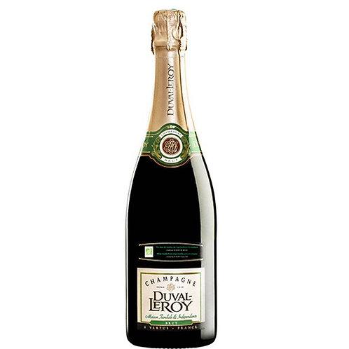 Champagne Duval-Leroy Brut Organic NV - France