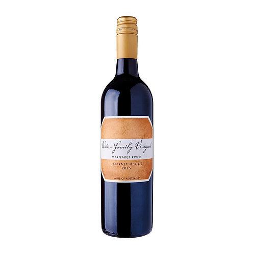 Watson Family Vineyards Cabernet Merlot 2016 Red Wine-Margaret River, Australia