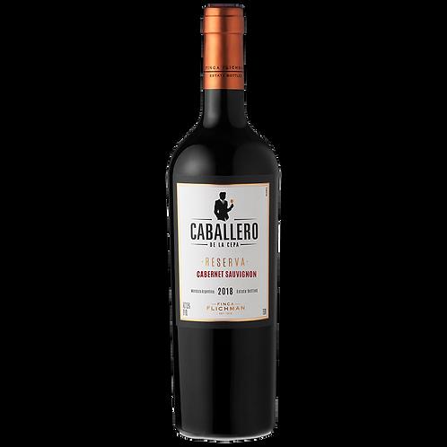 Caballero de la Cepa RSV Cabernet Sauvignon 2018 Red Wine - Argentina