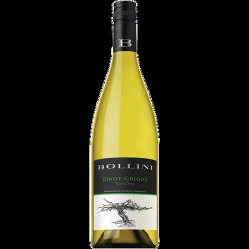 Bollini Pinot Grigio DOC 2017 White Wine - Trentino, Italy