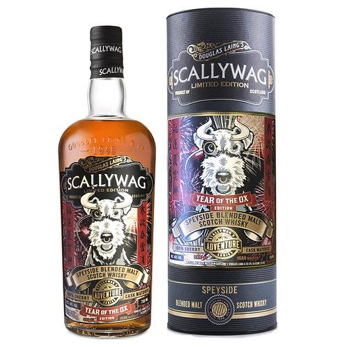 Scallywag Sherry Matured Year of the Ox Limited Edition - Speyside Malt Scotch