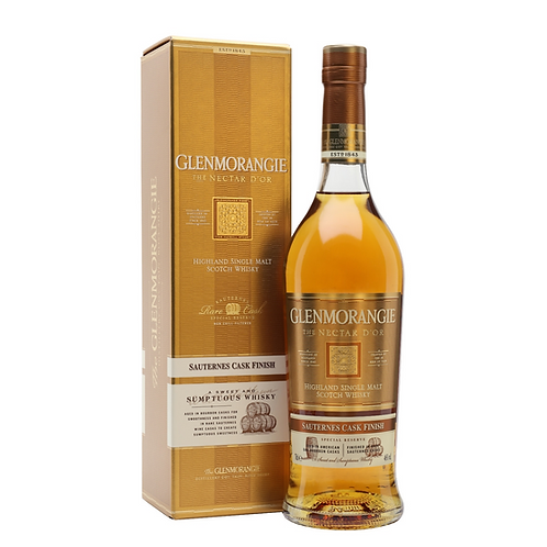 Glenmorangie Nectar D'Òr Single Malt Highland Scotch Whisky