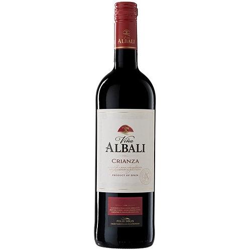 Vina Albali Crianza 2014 Red Wine, Valdepenas, Spain