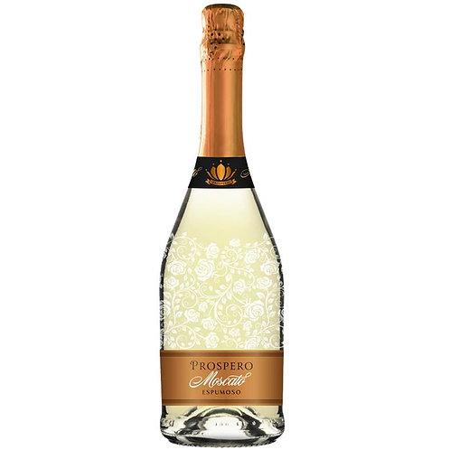Prospero Moscato Espumoso  White Sparkling Wine - Spain