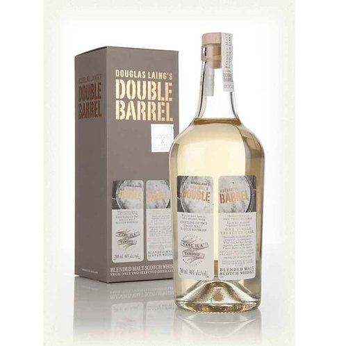 Douglas Laing Double Barrel Caol Ila & Tamdhu Malt Scotch Whisky