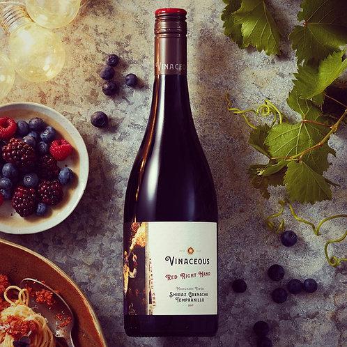 Vinaceous 'Red Right Hand' Shrz. Gren. 2017 Red Wine - Margaret River, Australia