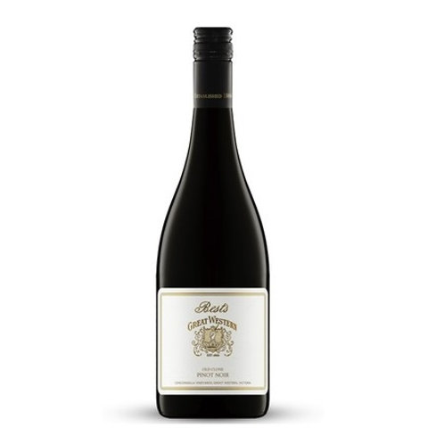 Best's Great Western Pinot Noir 2004 Concongella Vineyard - Victoria, Australia