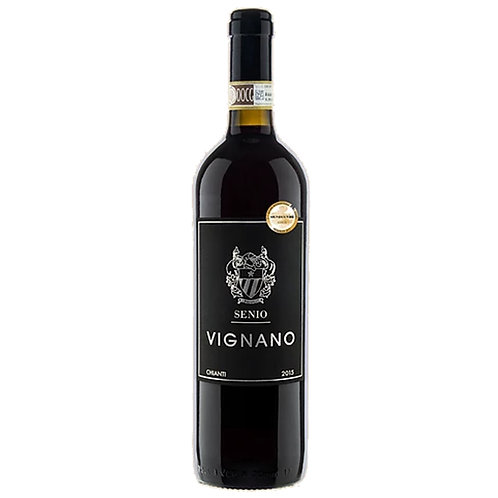 Vignano Senio Chianti DOCG 2016 Red Wine - Tuscany, Ital