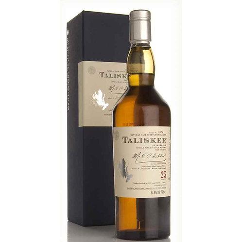 Talisker 25Yrs Skye Single Malt Scotch Whisky