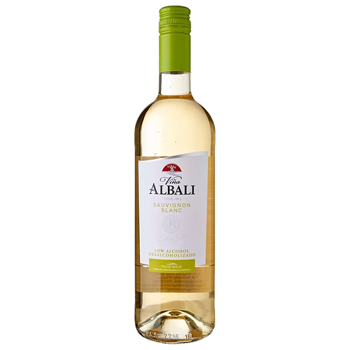 Vina Albali  Low Alcohol / De-Alcoholised Sauvignon Blanc - Spain