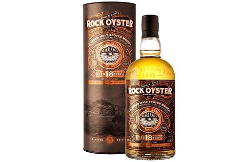 Rock Oyster 18 Years -  Islands Malt Scotch Whisky