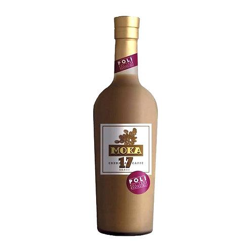 Poli Moka Coffee Cream Liqueur Veneto, Italy