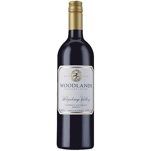 Woodlands Wilyabrup Cab.Sauvignon Merlot 2015 Red Wine-Margaret River, Australia