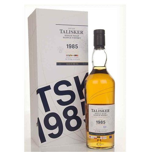 Talisker-27Yrs 1985/2013 Skye Single Malt Scotch Whisky