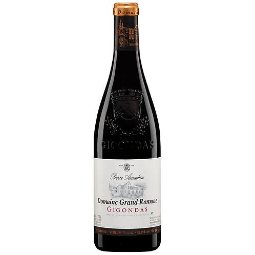 Pierre Amadieu Domaine Grande Romane Gigondas VV 2016 Red Wine - Rhone, France