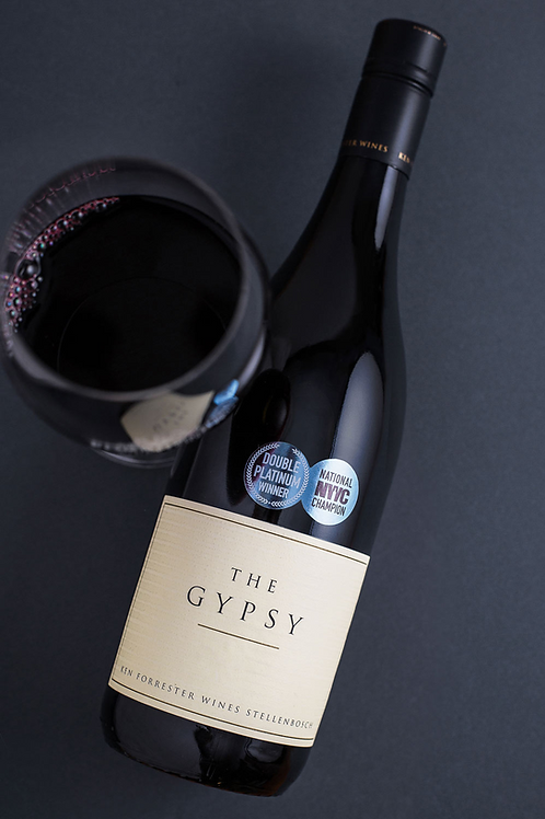 Ken Forrester The Gypsy 2014 Red Wine - Stellenbosch, South Africa