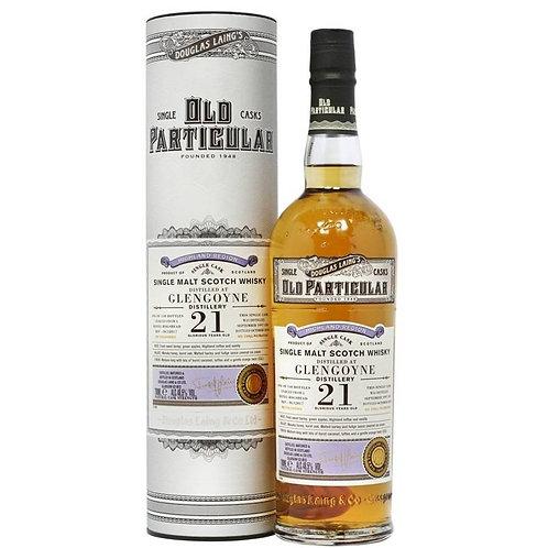 Old Particular- Glengoyne 21 Years Single Cask Highland Scotch Malt Whisky