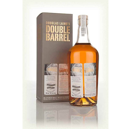 Douglas Laing Double Barrel Bowmore & Craigellachie Malt Scotch Whisky