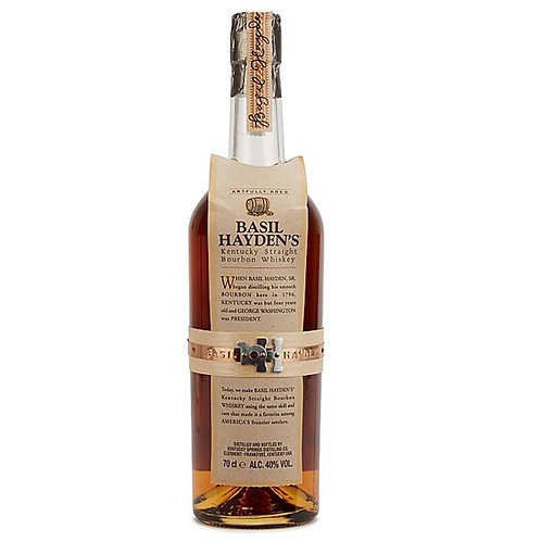 Basil Hayden's Bourbon Whiskey Kentucky, USA