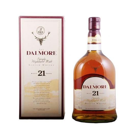 Dalmore 21 Yrs - Old Edition Single Highland Malt Scotch Whisky