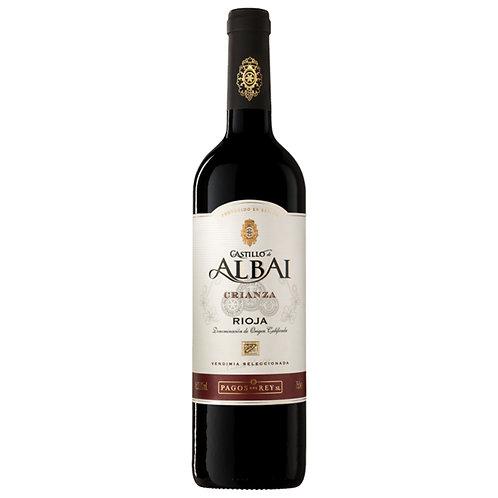 Castillo de Albai Crianza 2015 Red Wine - Rioja, Spain