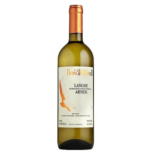 Bongiovanni Langhe Arneis DOC 2013 White Wine - Italy
