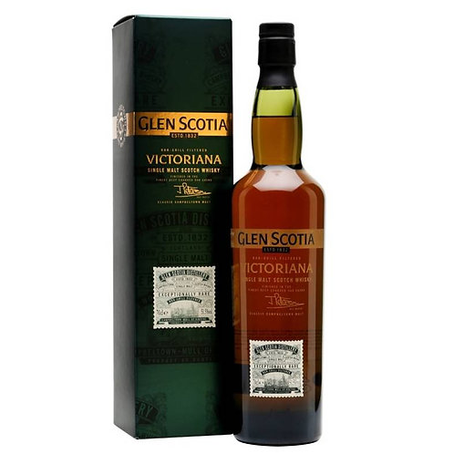 Glen Scotia Victoriana Single Malt Campbeltown Scotch Whisky