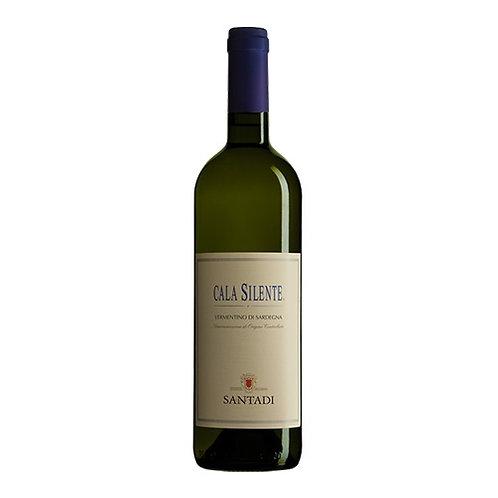 Santadi Cala Silente Vermentino Di Sardegna White Wine 2013 - Sardinia, Italy