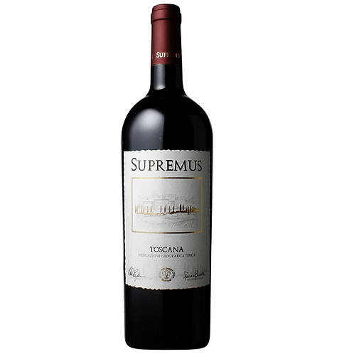 Monte Antico Supremus Toscana IGT-Super Tuscan 2015 Red Wine - Tuscany, Italy