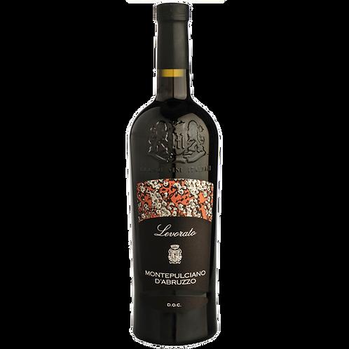 Levorato Montepulciano D'Abruzzo 2016 Red Wine - Italy