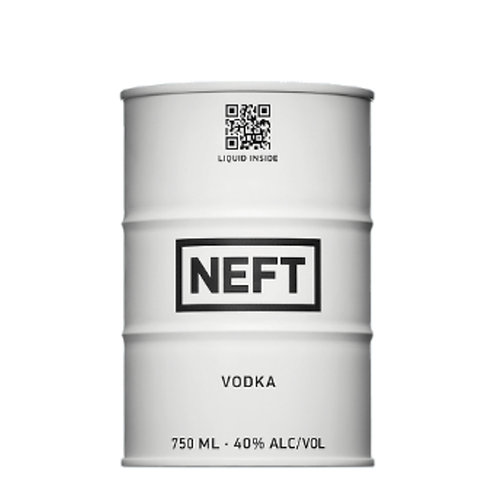 NEFT Ultra Premium Vodka White 700ml, Austria