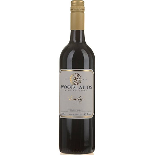 Woodlands 'Emily' Special Reserve 2016 Red Wine - Margaret River, Australia