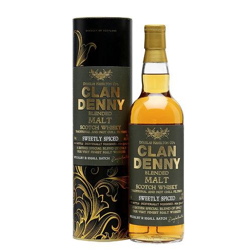 Clan Denny Small Batch Malt Scotch Whisky