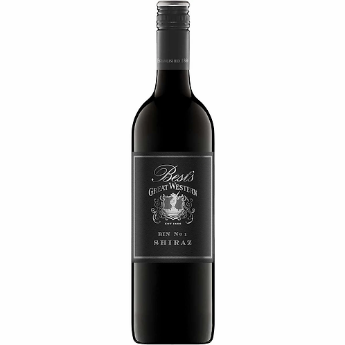 Best's Great Western Bin No.1 Shiraz 2011 Red Wine - Victoria, Australia
