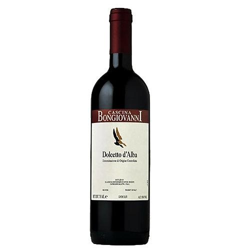 Bongiovanni Dolcetto D'Alba DOC 2013 Red Wine - Italy