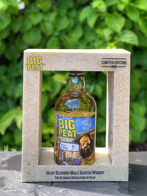 Big Peat A846 Fèis Ìle 2020 8YO Limited Edition - Islay Malt Scotch