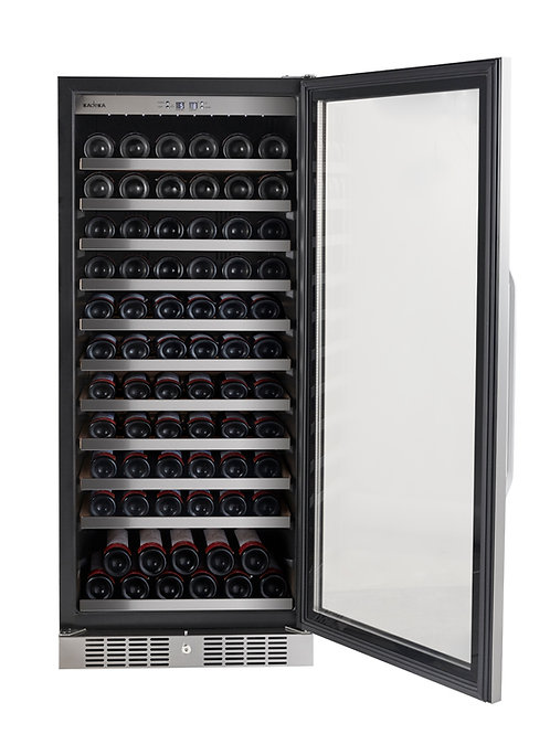 Kadeka Wine Chiller Seamless Stainless Steel - KA110WR