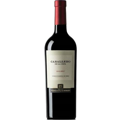 Caballero de la Cepa Malbec 2015 Red Wine - Mendoza, Argentina