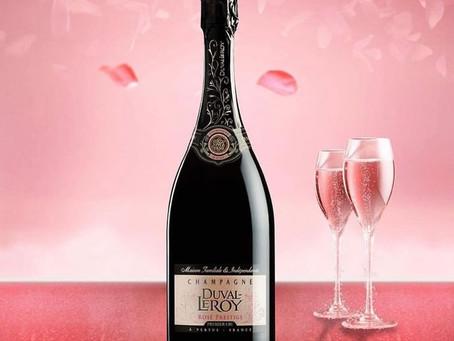 Champagne Duval-Leroy Rosé Prestige Brut Premier Cru