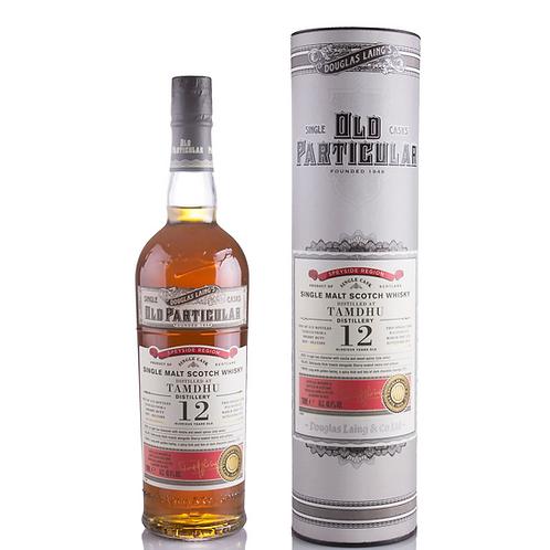 Old Particular - Tamdhu 12 Years Single Cask Speyside Scotch Malt Whisky