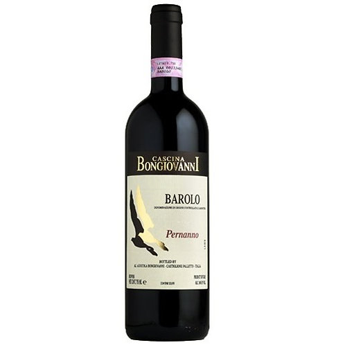 Bongiovanni Barolo Pernanno DOCG 2016 Red Wine - Italy