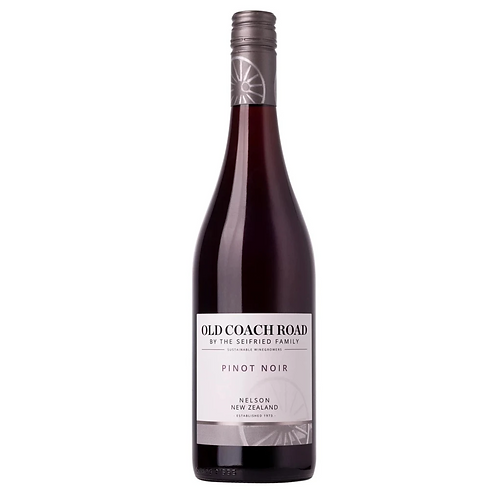 Old Coach Road Pinot Noir 2018 Red Wine - New Zealand