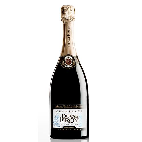 Champagne Duval-Leroy Extra Brut Prestige Premier Cru NV - France